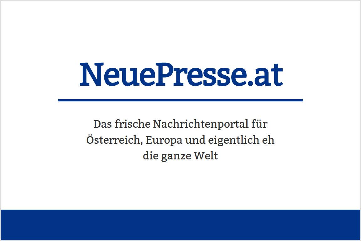 NeuePresse.at Logo
