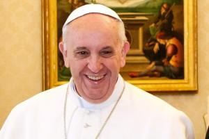 Pontifex Maximus Gigantis Totalis Franziskus