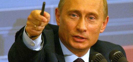 Vladimir Putin, Präsident der Russischen Föderation