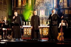 """Die Geistlichen-Comdo """"Die Priester"""". Vielversprechende Kandidaten als Vatikanischer Beitrag zum ESC"""