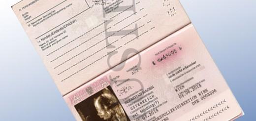Der neue Reisepass für Ungeborene