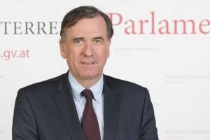Mode-Papst Erwin Rasinger (ÖVP): Stets ein Fels in der Brandung modischer Fehlentwicklungen