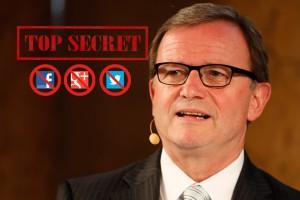 Karlheinz Kopf wünscht sich insgeheim ein geheimes Geheimparlament