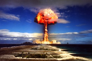 """Nur knapp konnte die Katastrophe verhindert werden, aber: Wäre das AKW jedoch eine Bank, wäre sie längst """"explodiert"""""""