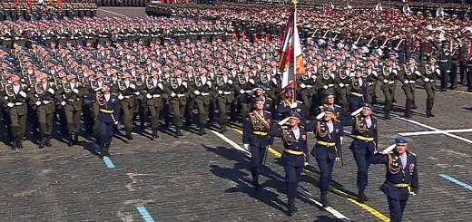 """Das so genannte """"Kleine Kontingent"""" der Russischen Streitkräfte für """"spezielle"""" Staatsbesuche"""