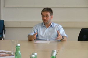 FPÖ-Chefpoet Herbert Kickl